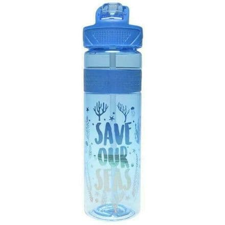 Cool Gear Igloo Straightwall Drinks Water Bottle - Save Our Seas